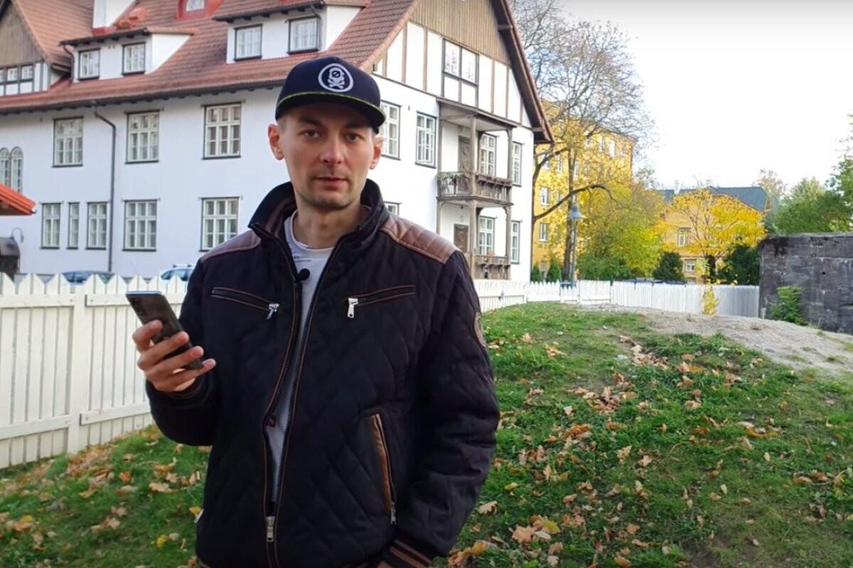 """ВИДЕО   """"У меня никогда не возникало конфликтов с эстонцами на почве национальности и языка, но они возникали с русскоязычными"""": блогер ответил на вопросы подписчиков"""