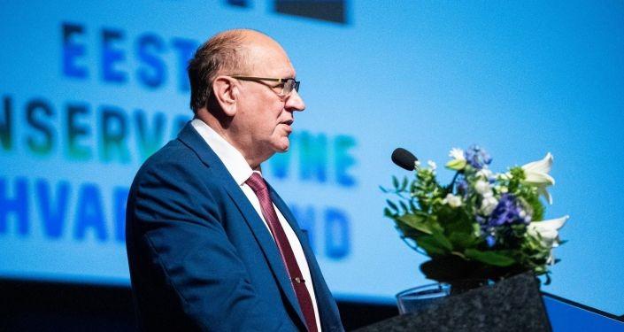 Март Хельме создаст парламентскую группу за выход Эстонии из ЕС
