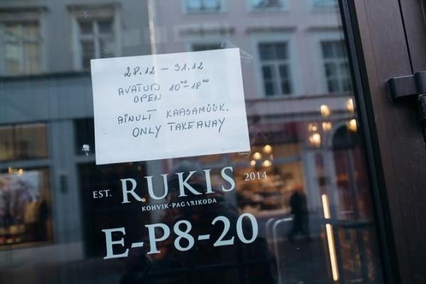 Norstat: 53% жителей Эстонии поддерживают введение жесткого карантина