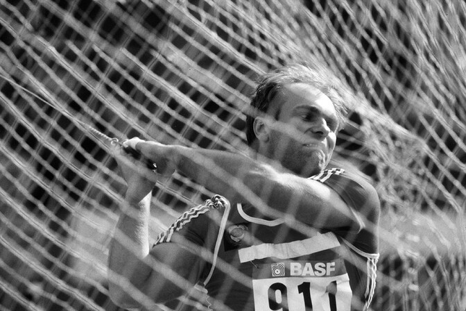 Умер олимпийский чемпион и рекордсмен мира в метании молота Юрий Седых