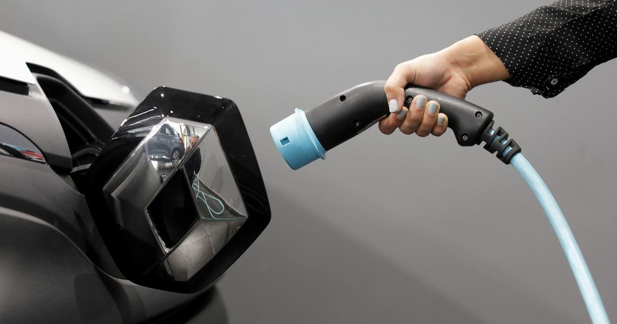 Renault раскрыла подробности об электрическом MeganE