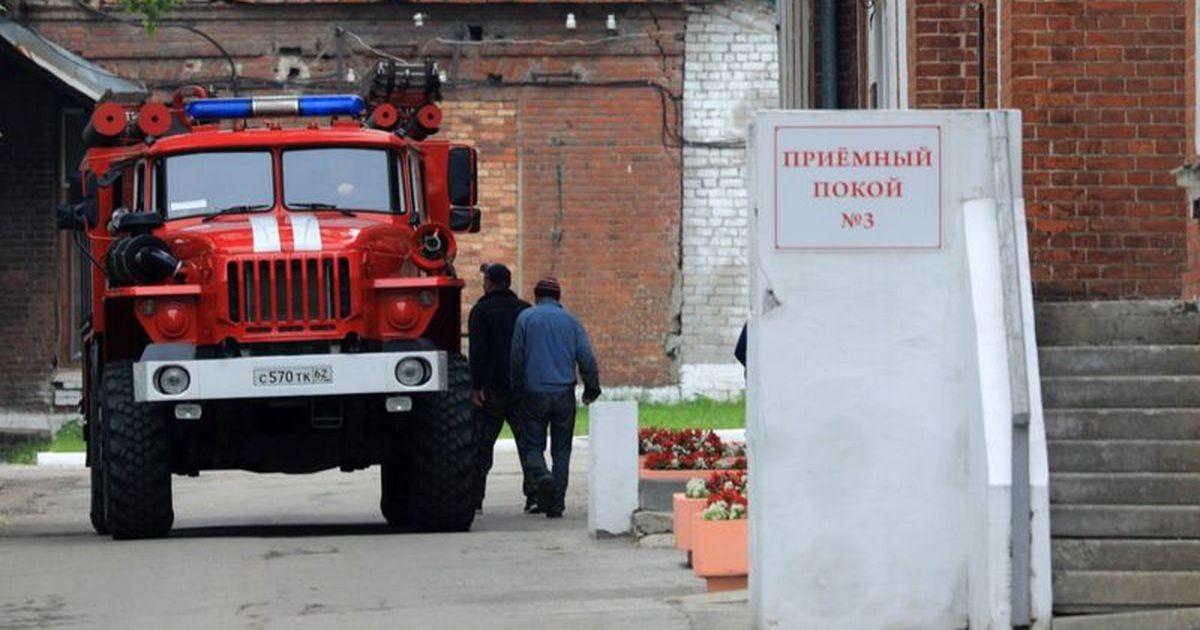 Пожар в коронавирусной реанимации в Рязани: трое погибших, снова говорят об ИВЛ