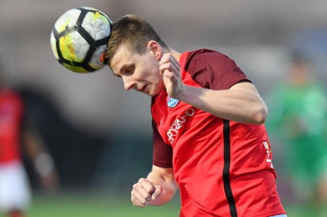 Чемпионат Эстонии по футболу возобновился после месячного перерыва матчем 17-го тура