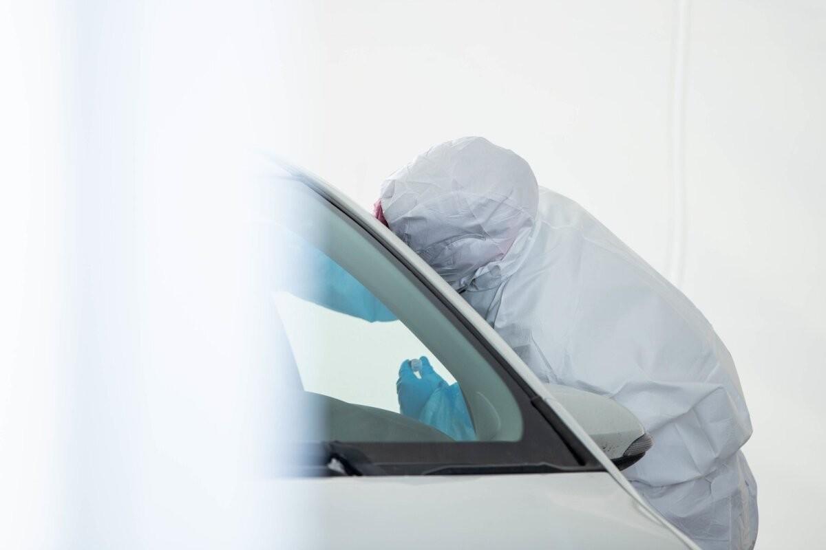 За сутки в Эстонии выявлено 548 случаев заражения коронавирусом, умерли четыре человека