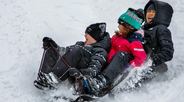 На зимних каникулах в столице скучно не будет: смотрите полную программу мероприятий для школьников!