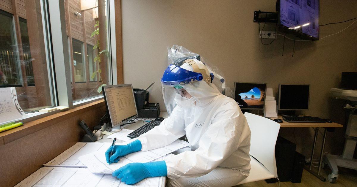 В Эстонии скончались 14 пациентов с коронавирусом, заболели 757