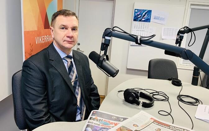 Глава Таллиннской скорой помощи: моя цель - защитить пациентов