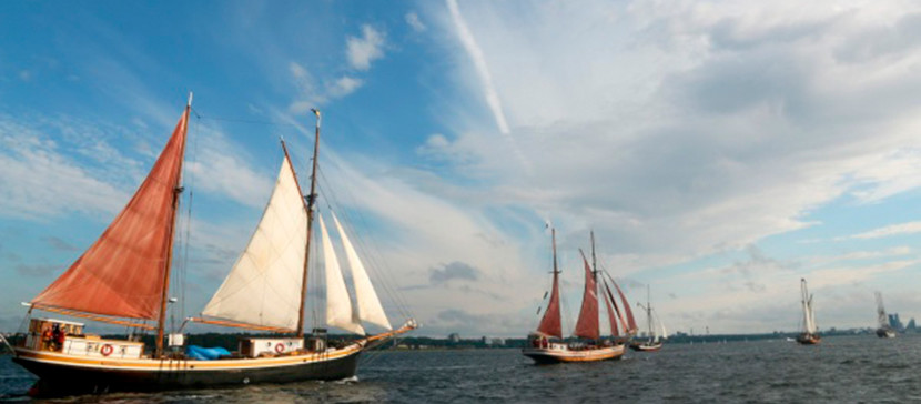 В Таллинне стартует грандиозный морской праздник!