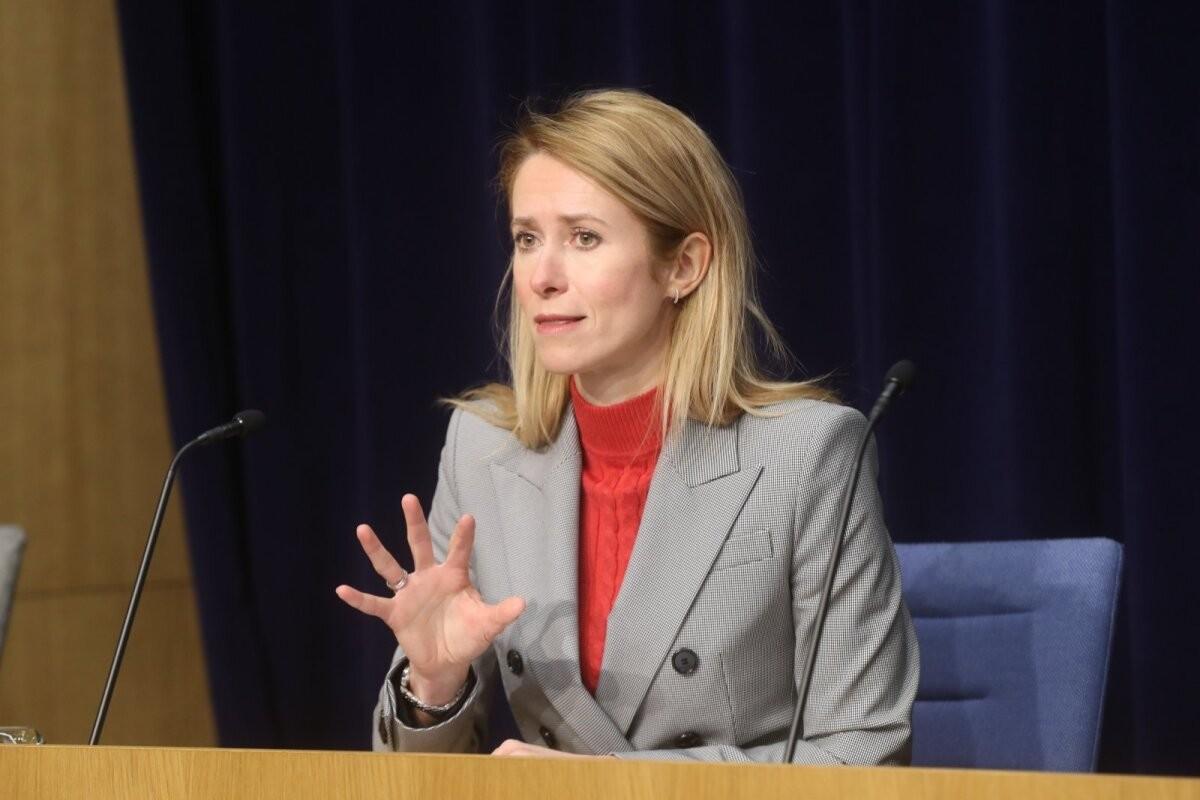 Кая Каллас назвала дату перехода на эстоноязычное образование