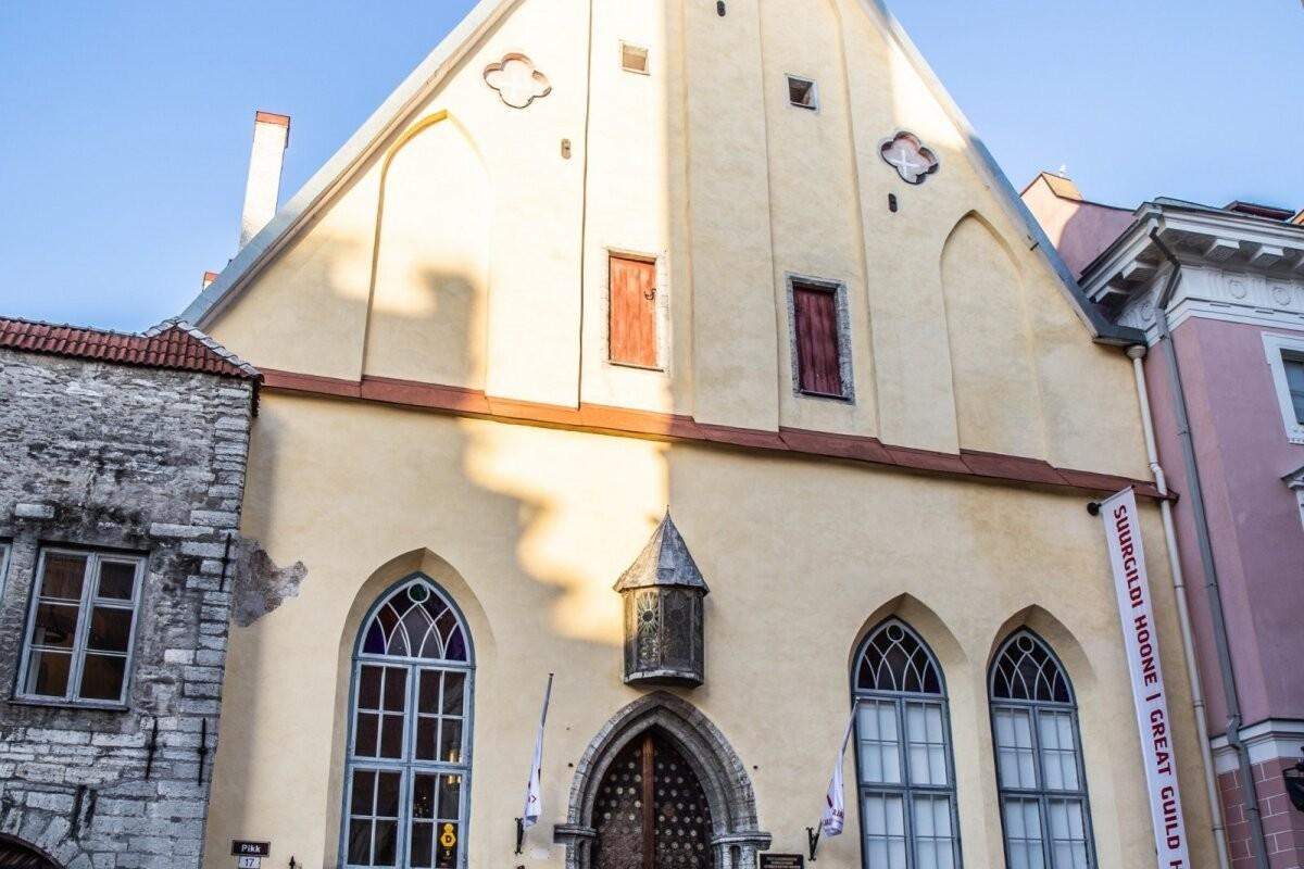 НЕ ПРОПУСТИТЕ! Увлекательная экскурсия на русском языке расскажет о тайнах и истории эстонских масонов
