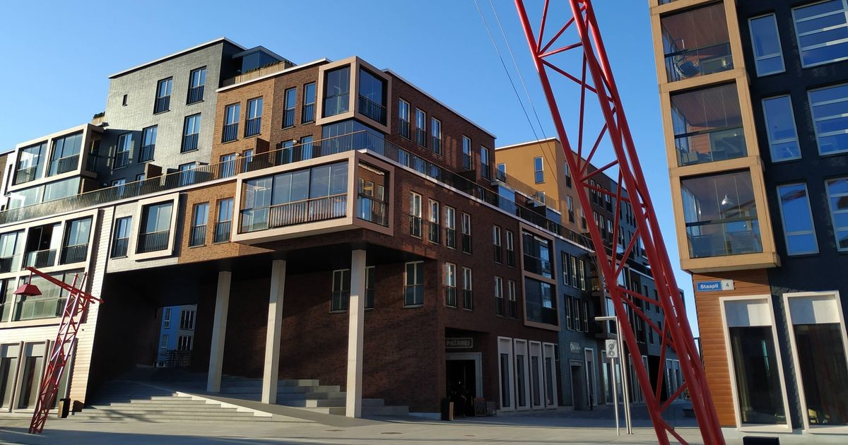 За второй квартал в Эстонии продали недвижимости почти на полтора миллиарда евро!