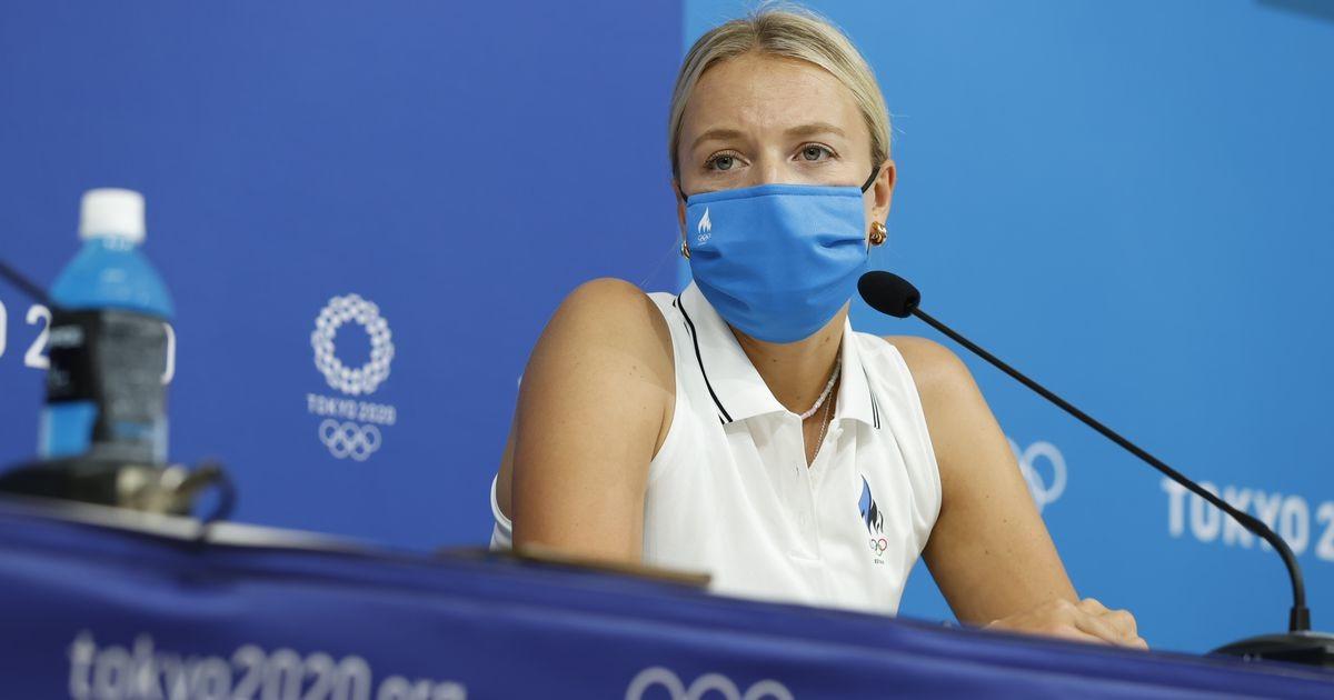 В первом круге олимпийского теннисного турнира Анетт Контавейт сыграет с Марией Саккари