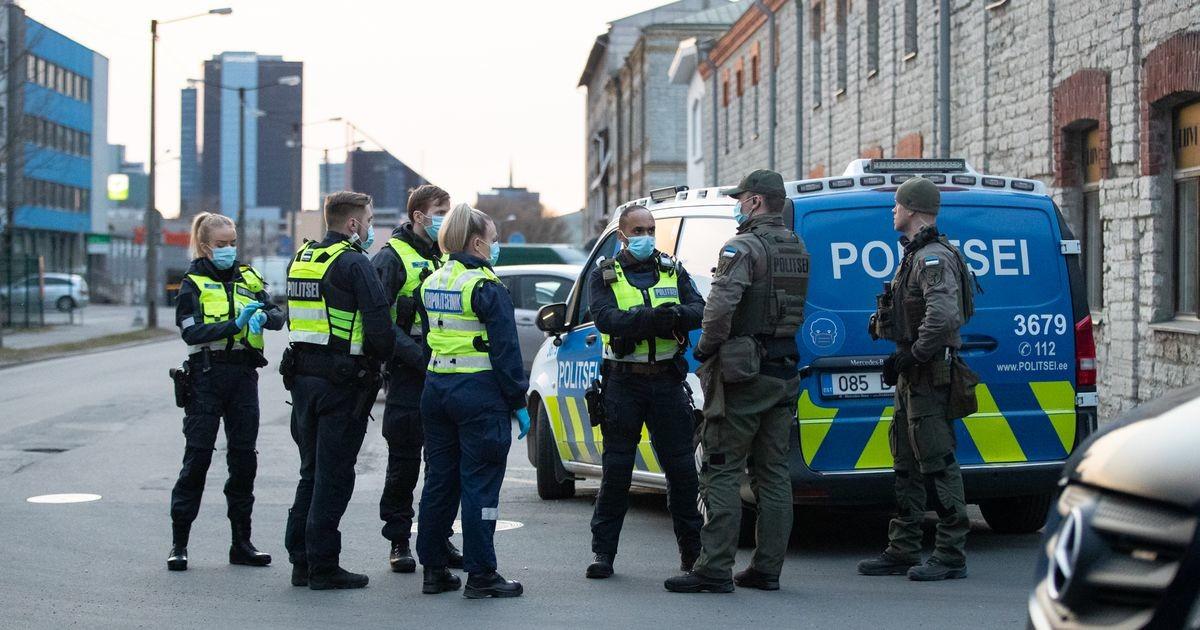 Поножовщина в таллиннском хостеле: двое пострадавших, нападавший пустился в бега