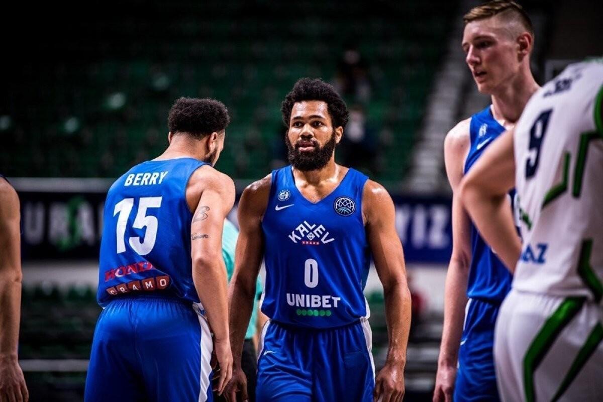 """Баскетболисты """"Калева/Крамо"""" одержали гостевую победу в Лиге чемпионов"""