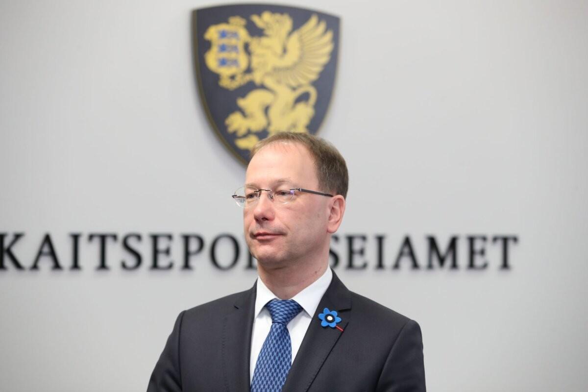 КаПо: Эстония может стать транзитной страной для контрабанды оружия