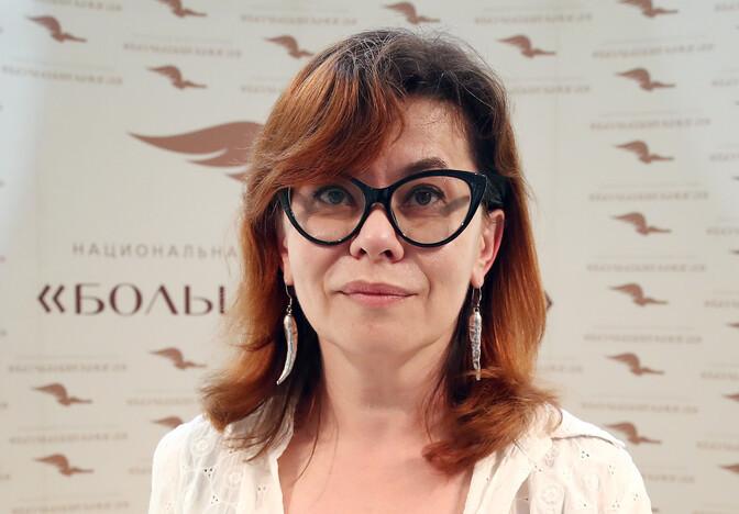Автором Тотального диктанта 2022 года стала писательница Марина Степнова