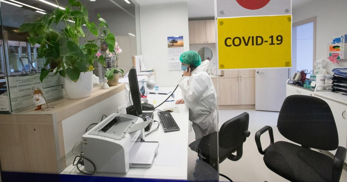 Диагноз COVID-19 поставлен 64 жителям Эстонии