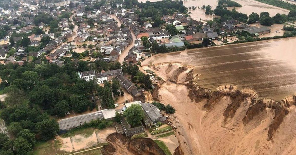 Наводнения в Западной Европе: не менее 150 погибших, больше тысячи пропавших