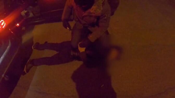 ВИДЕО: полиция задержала в Кохтла-Ярве мужчин, подозреваемых в обороте наркотиков