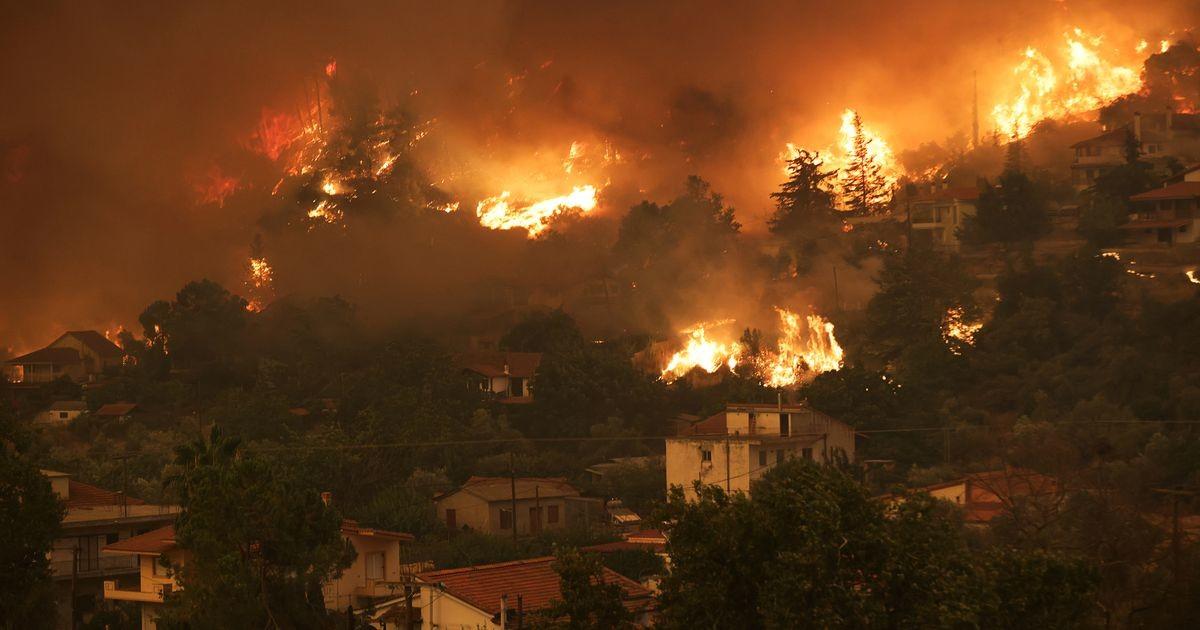 Генсек ООН: мир находится на пути к катастрофическому потеплению на 2,7 градуса