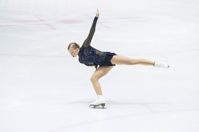 Кийбус о новом личном рекорде: Анна Леванди вселила в меня уверенность
