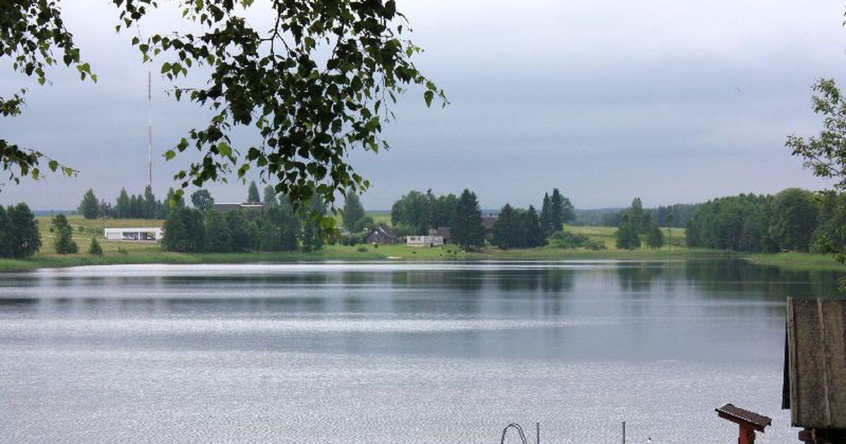 В озере найден труп пожилого мужчины