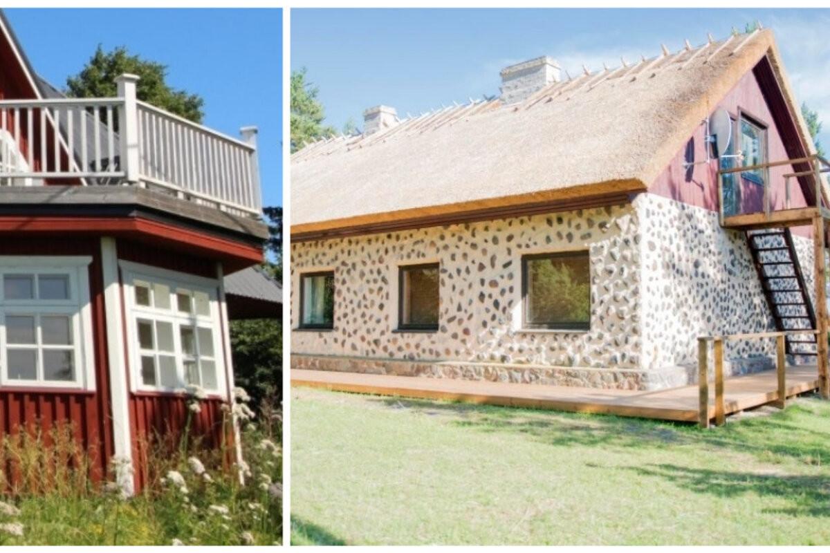 ФОТО   Идеально для лета! Красивые и перспективные дачи в Эстонии, которые ждут новых владельцев