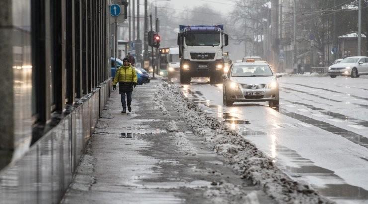 Зиме конец? Завтра в Эстонии потеплеет до +10°С