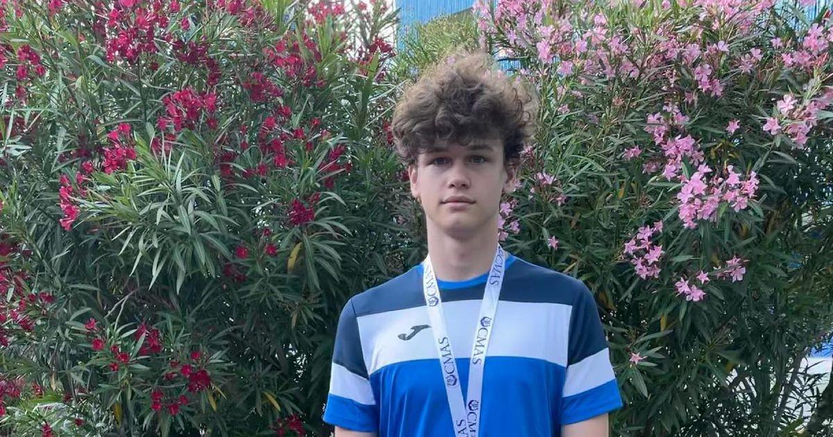 Эстонский пловец стал чемпионом мира