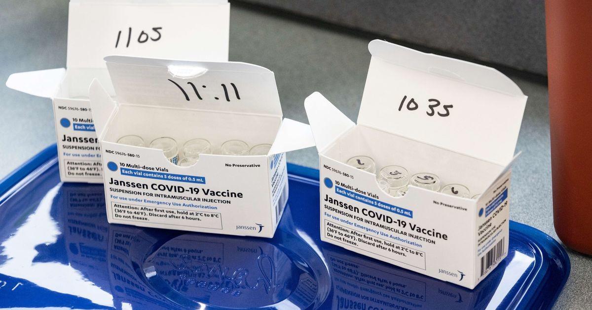 Johnson & Johnson начнет поставлять вакцину в Европу с 19 апреля