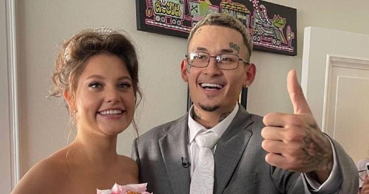 Настоящее фото невесты Моргенштерна с их свадьбы шокирует: разница со снимками в Instagram очевидна