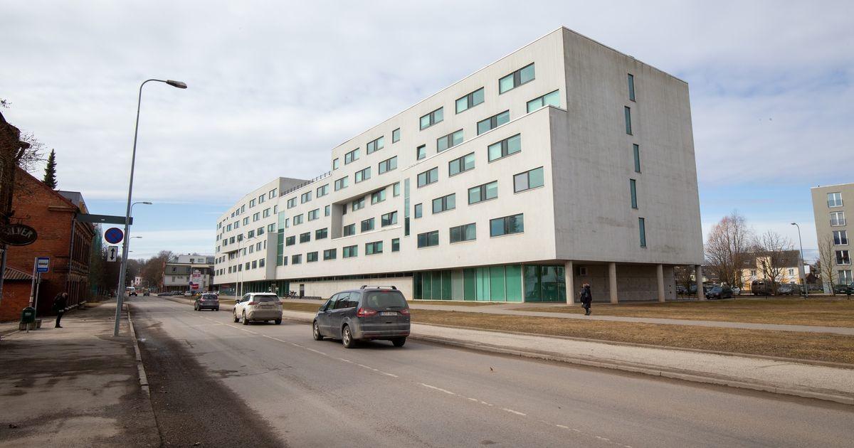 Студенты тартуского общежития устроили многолюдную вечеринку