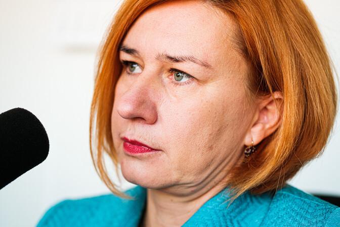 Бывший генпрокурор Лавли Перлинг пополнила ряды Isamaa