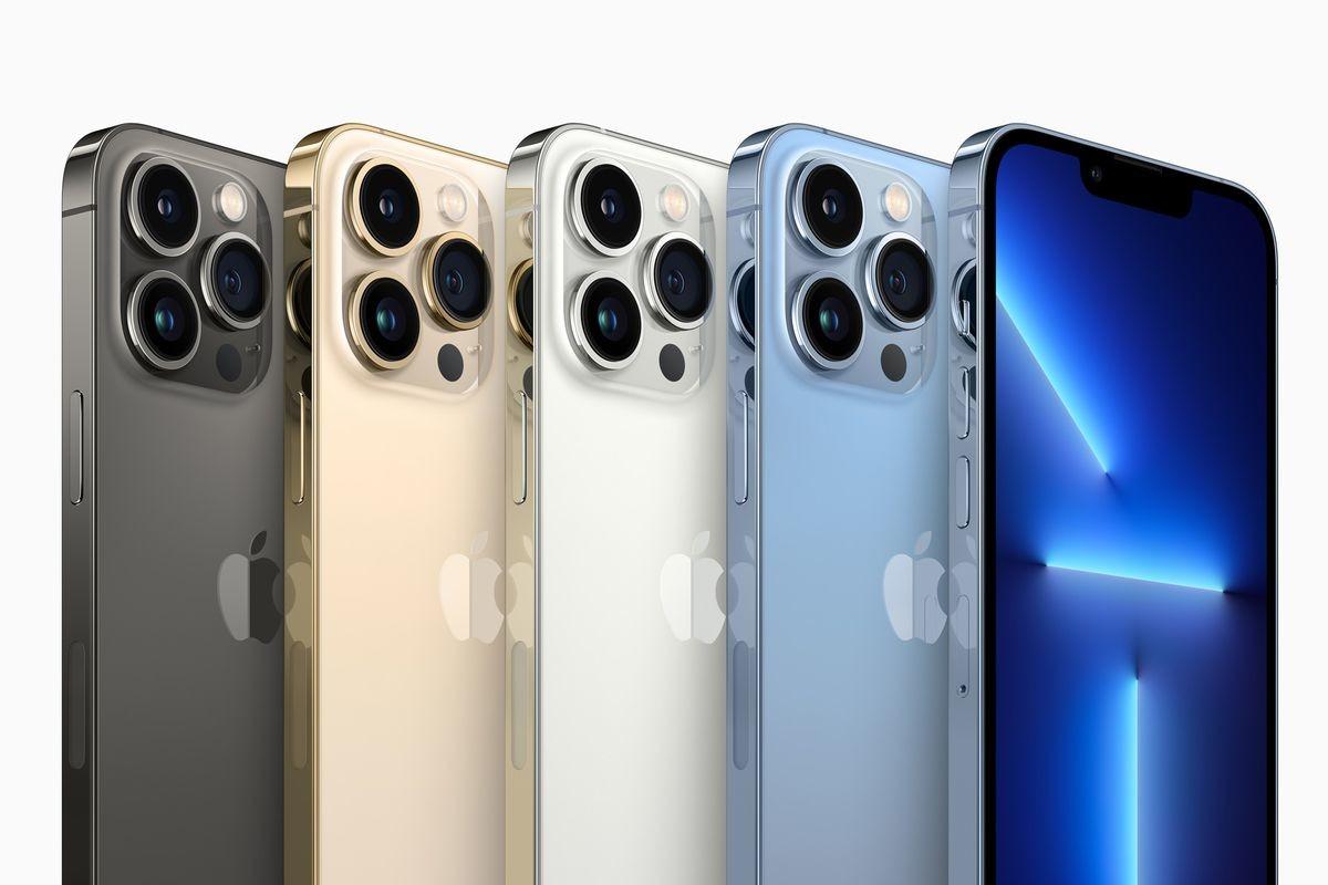 Исследование: сколько дней нужно работать в странах Балтии на новинку от Apple — iPhone 13Pro?