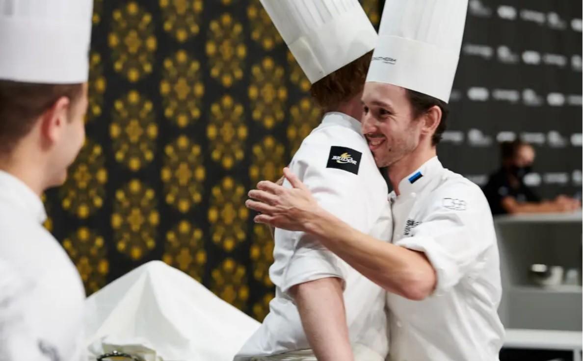 Шеф-повар из Эстонии занял седьмое место на всемирном кулинарном конкурсе Bocuse d'Or