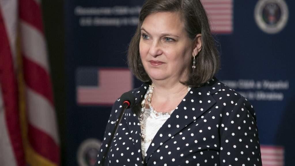Нуланд назвала конструктивными переговоры с Рябковым