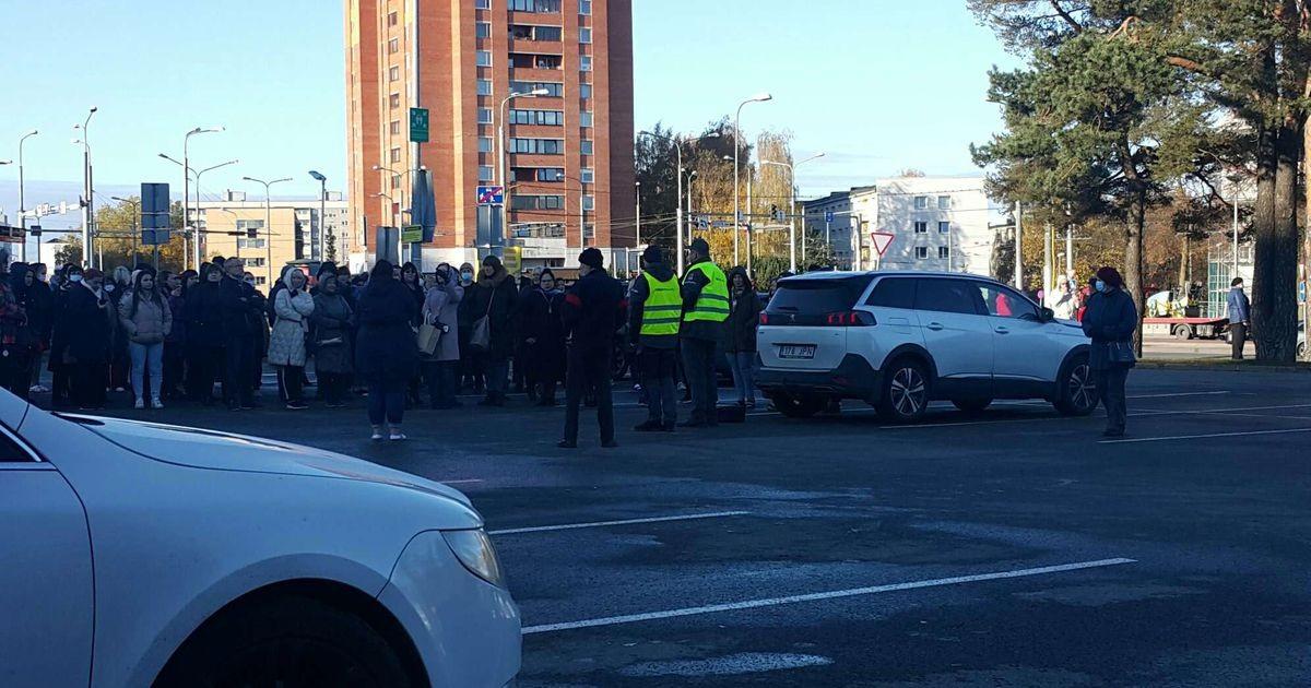Торговый центр Magistrali внезапно эвакуировали