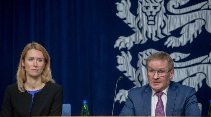 Яак Ааб: правительство единодушно в необходимости ужесточения ограничений