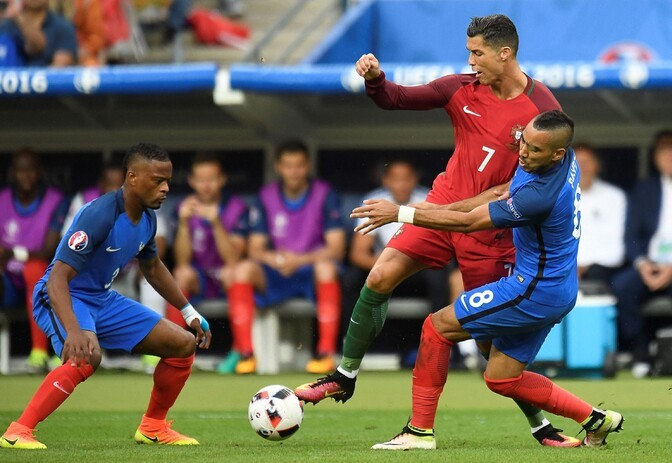 LIVE в 21:50 | На Евро-2020 встречаются сборные Португалии и Франции