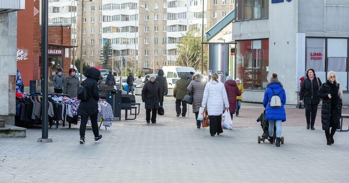 Коронавирус в Таллинне: 40% всех зарегистрированных за неделю случаев пришлось на Ласнамяэ
