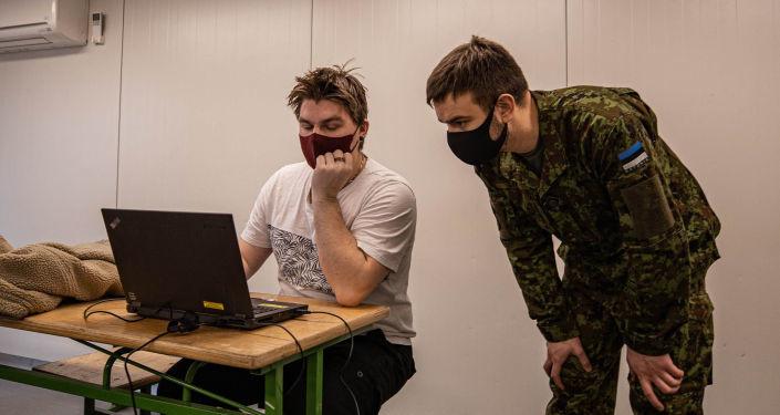 Эстонские кибервоины ищут общий язык с приложениями НАТО на учениях CWIX
