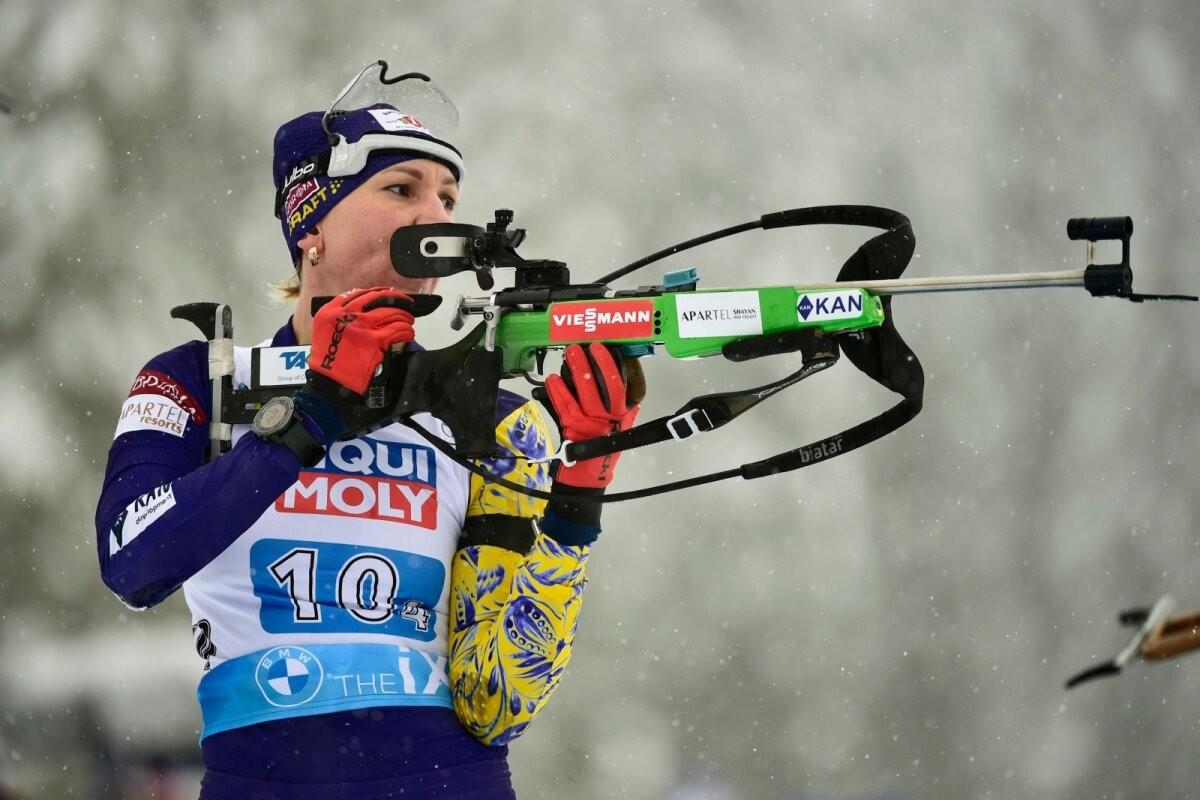 Звезда украинского биатлона сделала неожиданное заявление