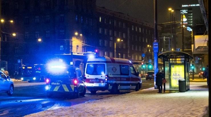 Пьяный водитель на микроавтобусе сбил женщину с собаками и скрылся. Одно животное умерло