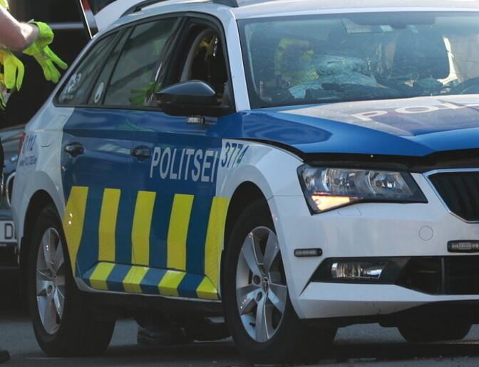 В Харьюмаа при столкновении автомобиля с мотоциклом погиб мужчина
