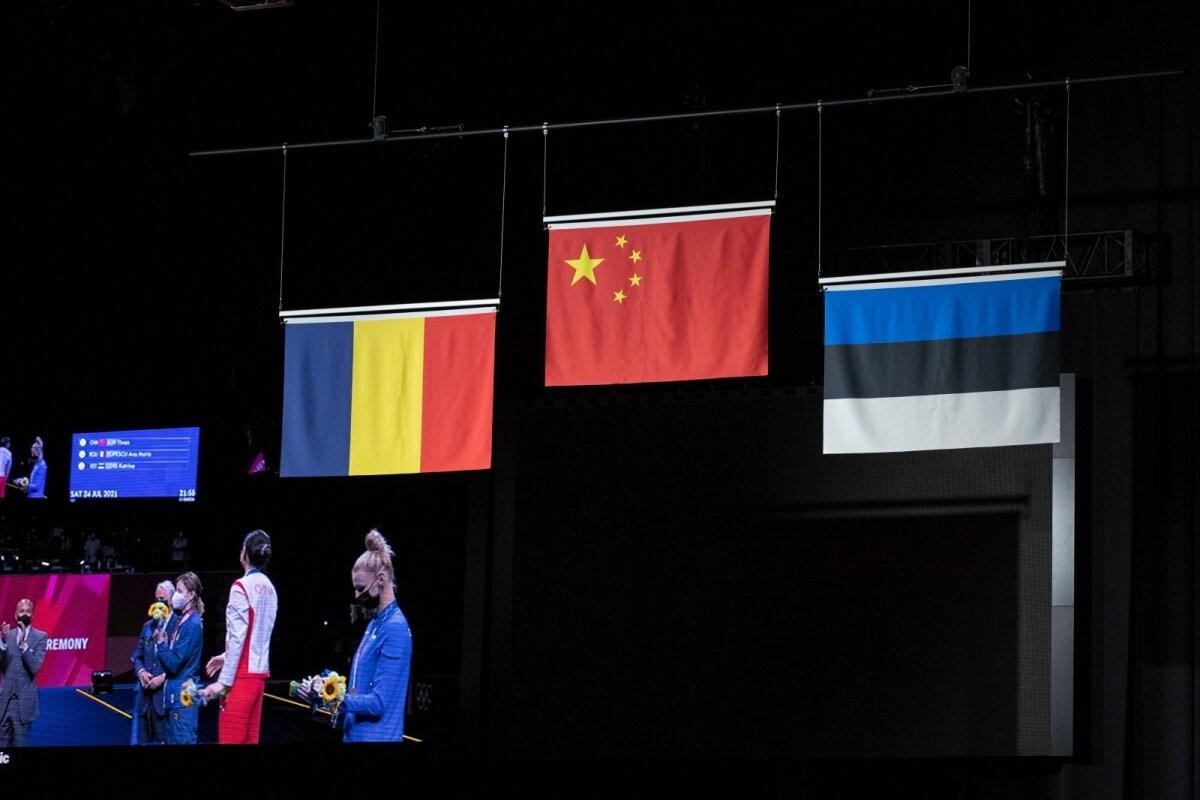 ОИ-2020   У Эстонии — первая медаль Олимпиады!