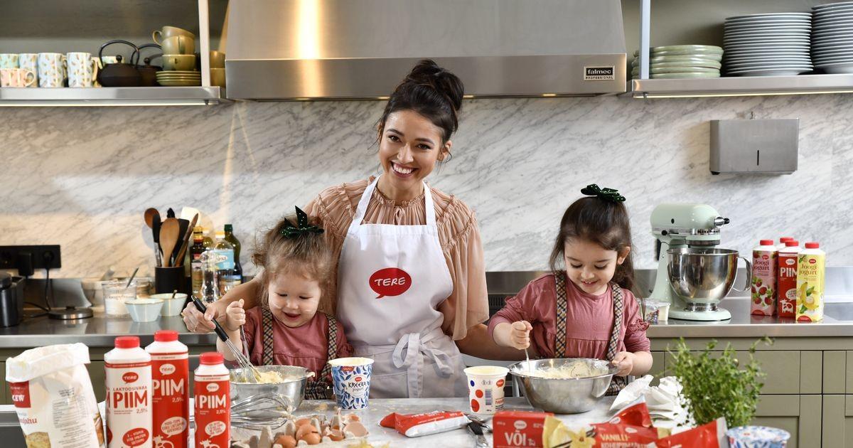 Лучший пекарь Эстонии и модель Сандра Дашкова станет матерью в третий раз