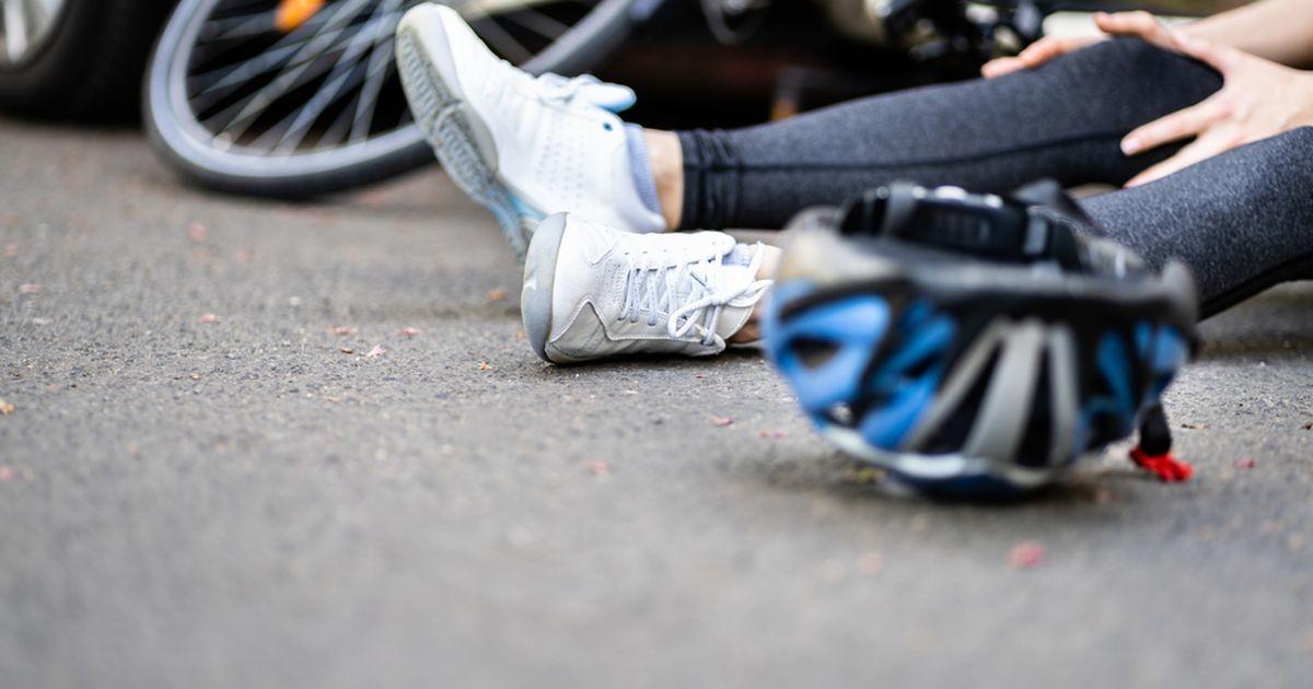 В Таллинне две велосипедистки  с разницей в несколько часов попали в аналогичные ДТП