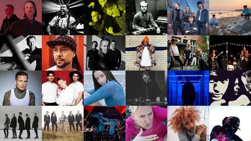 Что будет происходить на фестивале Station Narva: объявлена полная программа
