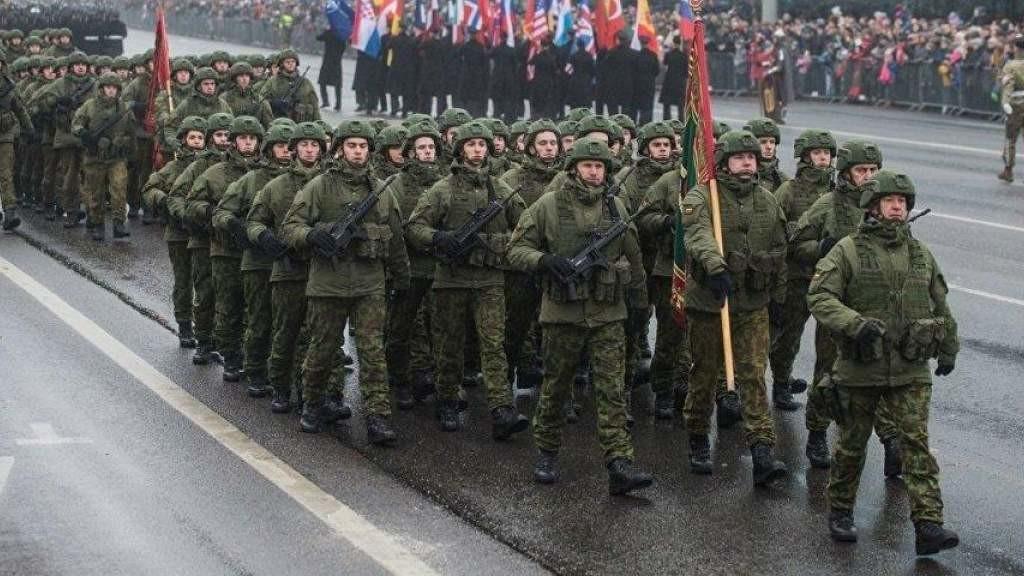 Минобороны Литвы предложит улучшить социальные условия военных