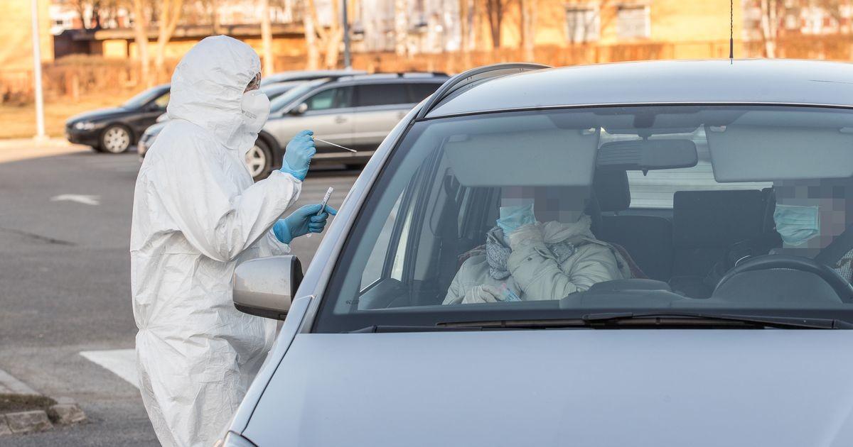 Cтратегия тестирования на коронавирус в Эстонии может вскоре измениться